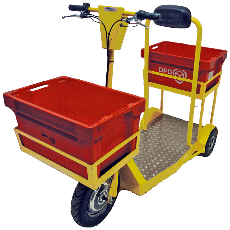 Image Elektrische Logistikfahrzeuge